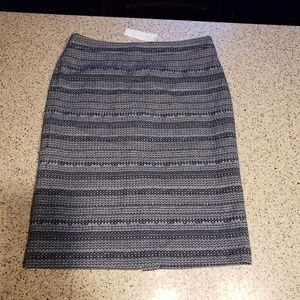 Ann Taylor NWT SZ 12 pencil skirt